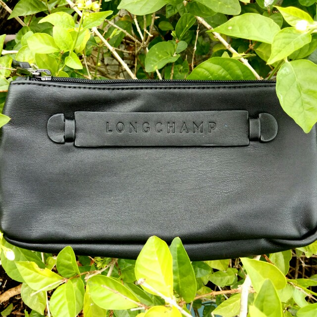 ON-HAND: Long champ Pouch (Authentic)