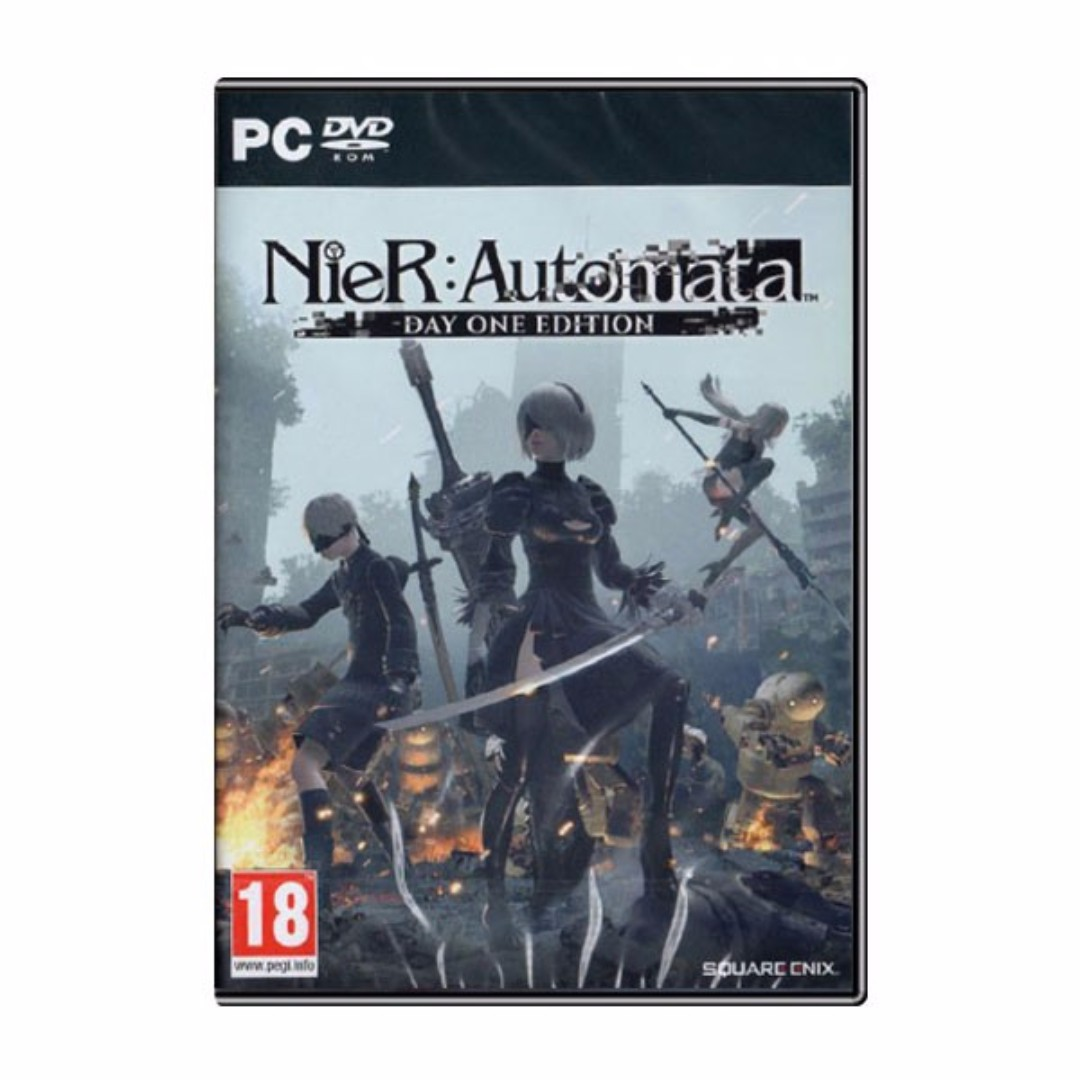 PC NIER AUTOMATA DAY ONE EDITION