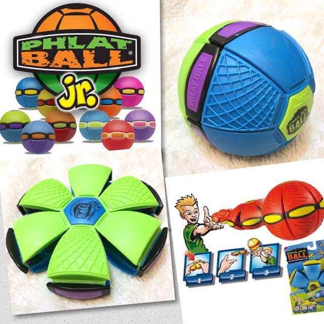 Phlat Ball Jr. (Neon FX)
