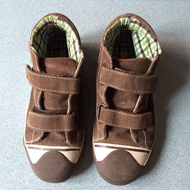 PreLoved Tempovincer High Cut Sneakers for Boys