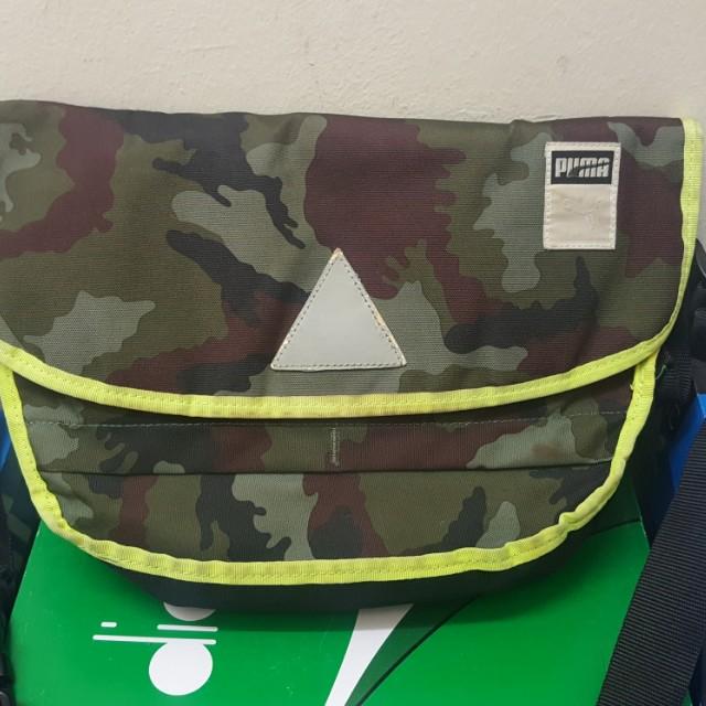 d2970c7f7967 Puma Camo Waist Bag