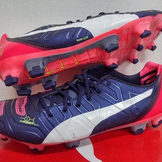 e5bef9f16b5a PUMA evoPower 1.2 FG Football Soccer Boots Top Grade, Sports, Sports ...