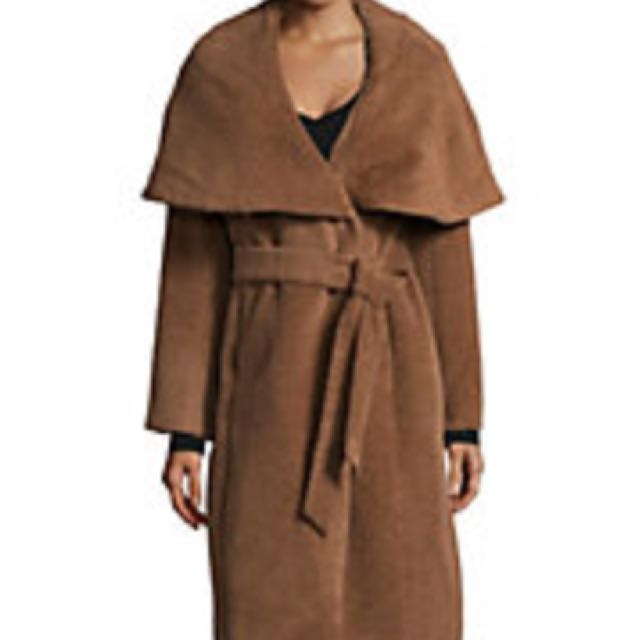 Ralph Lauren Wrap Coat