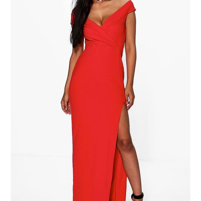 Red Formal / Prom Dress