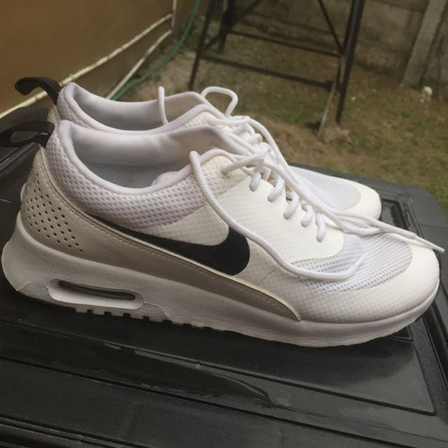 (REPRICE) Nike airmax size 40 2/3 preloved nike