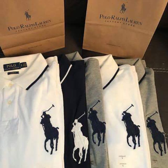 RL polo shirt big pony 23fa99193