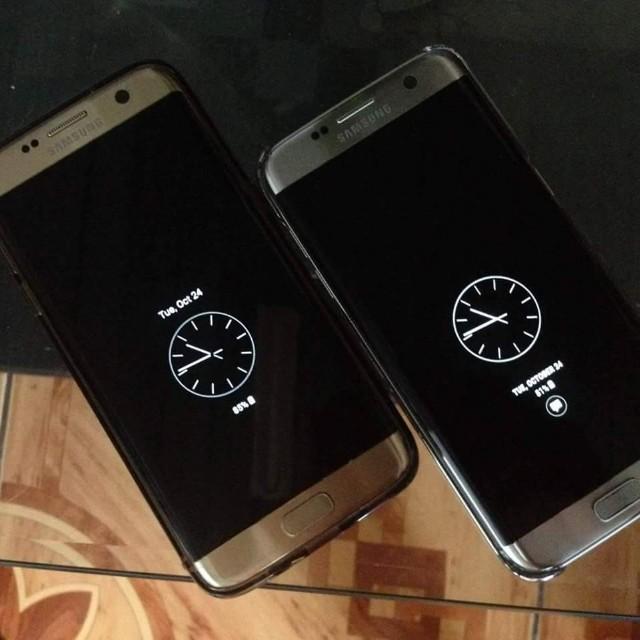 S7 Edge Duos NTC CONPLETE NO ISSUE