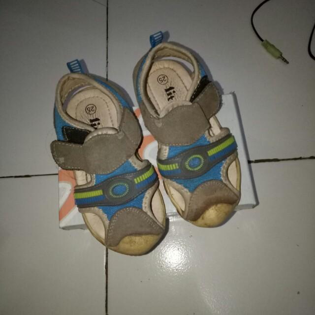 Sepatu sandal little M size 25