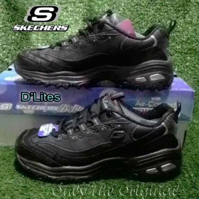 Beli Online Skechers Dlites Junior Sporty Sepatu Anak Skechers Black Source Baju Anak .