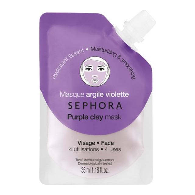 Sephora Clay Mask
