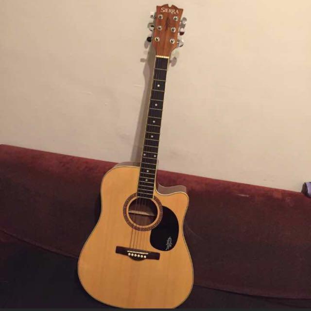🔆SIERRA 電木吉他