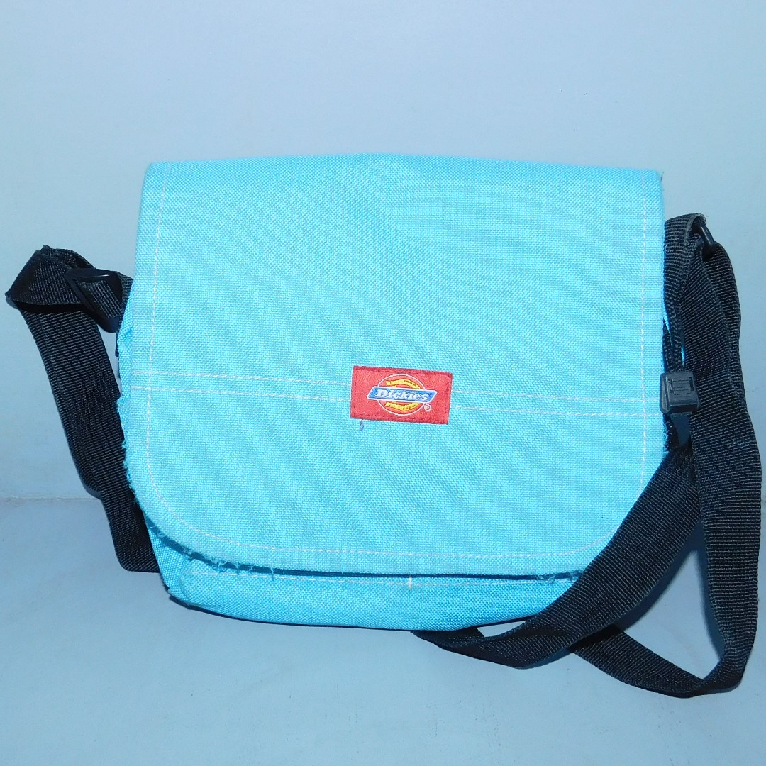 Simple Blue Small Body Bag