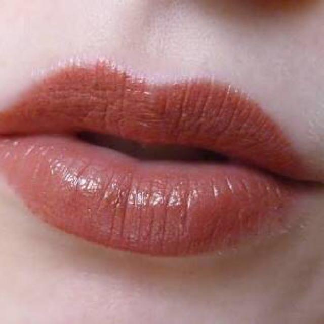 Smashbox lipstick- Cognac