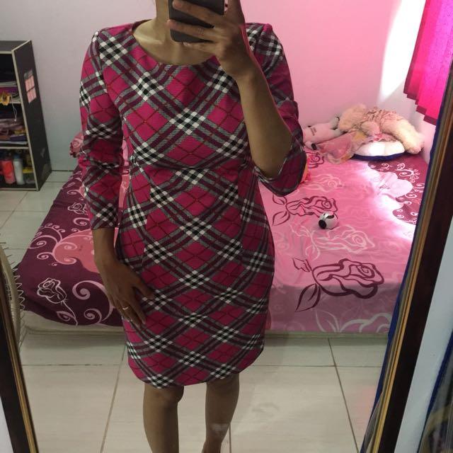 Solemio Dress Freeongkir