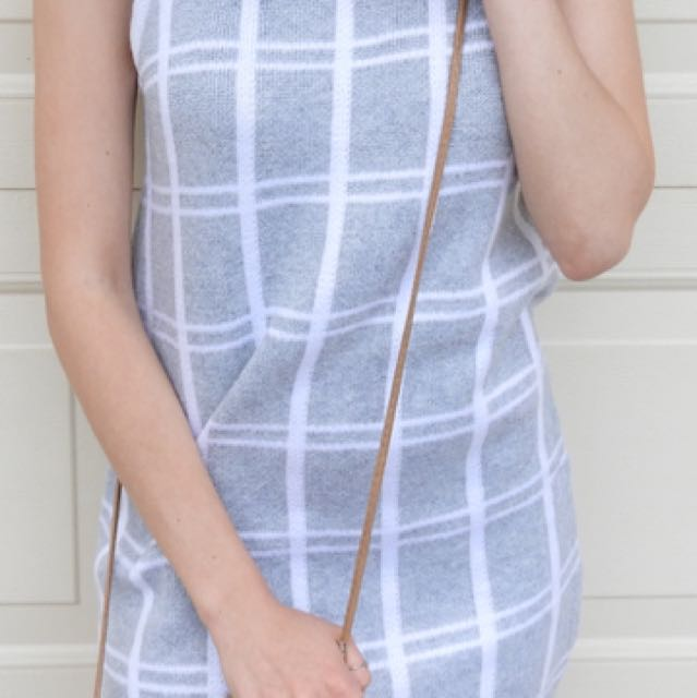 STAPLE THE LABEL KNIT DRESS