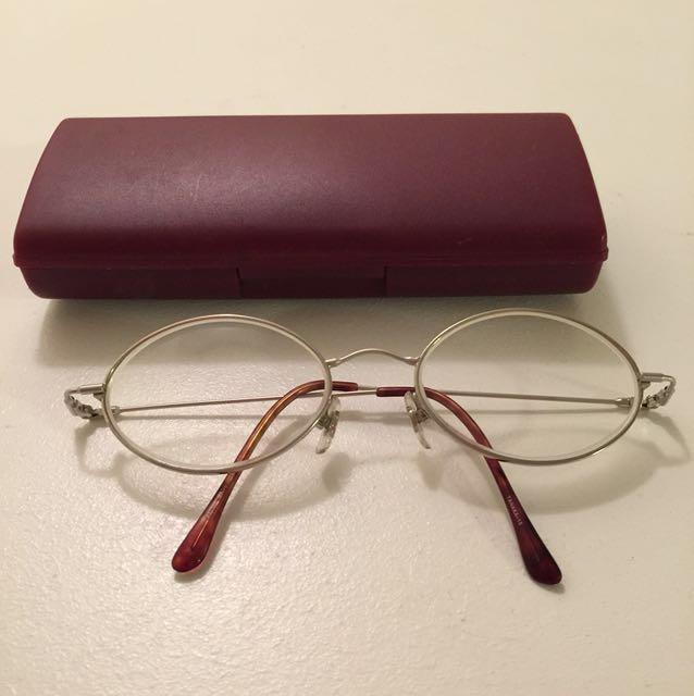 Tanaka -eyeglass