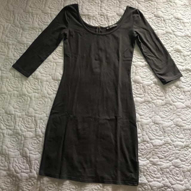 Terranova dress (small) body con