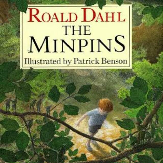 The Minpins - Roald Daul
