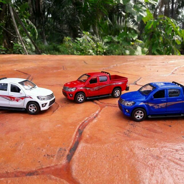 Toyota Hilux Toys Games Other Toys On Carousell