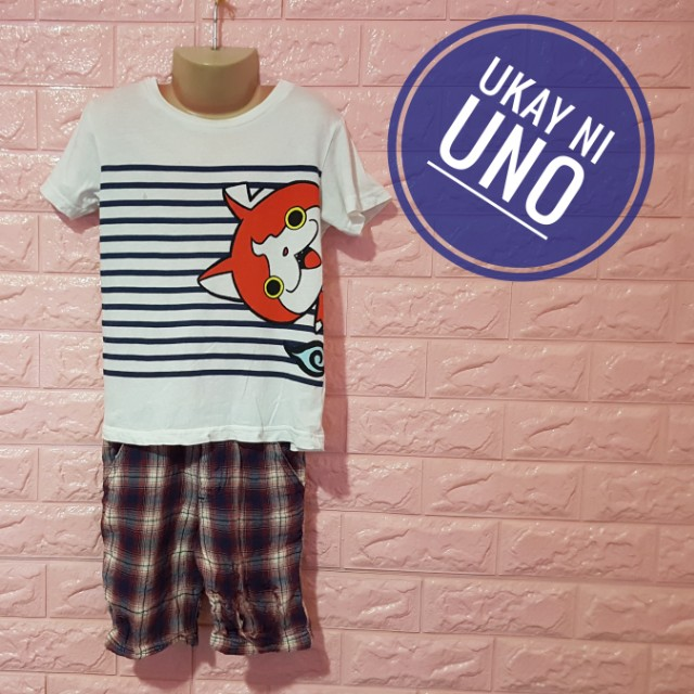 Uniqlo Boys Tshirt