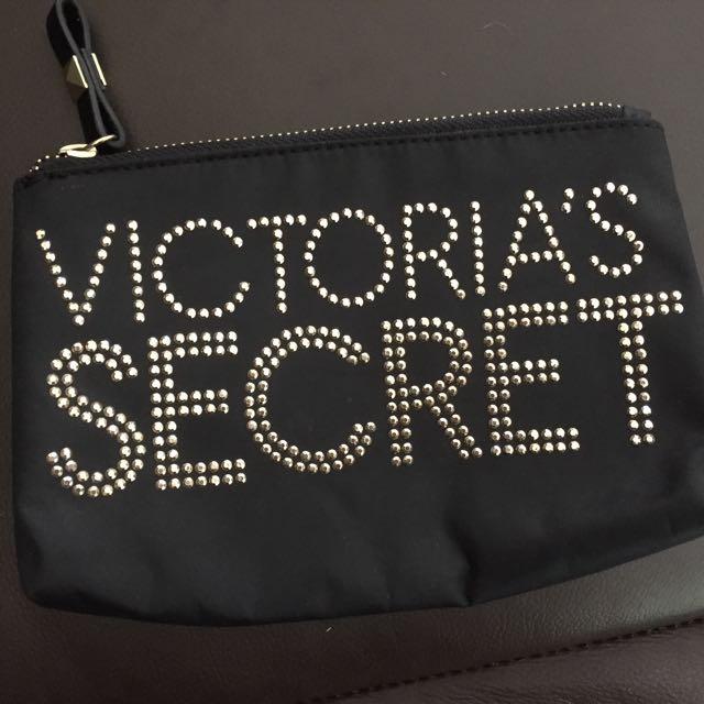Victoria Secrete Purse/makeupback