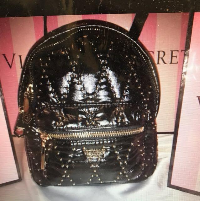 Victoria's secret mini backpack 全新 維多利亞的秘密