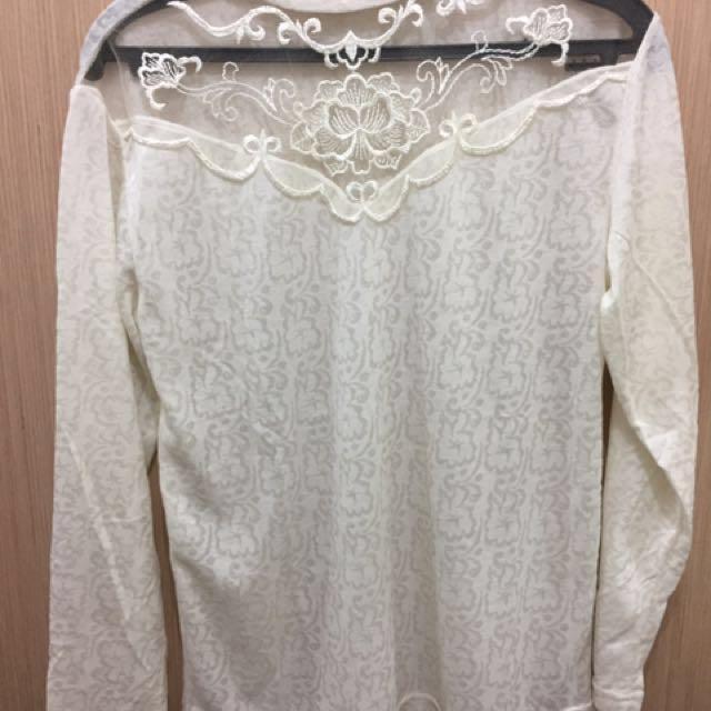 Vintage long sleeves
