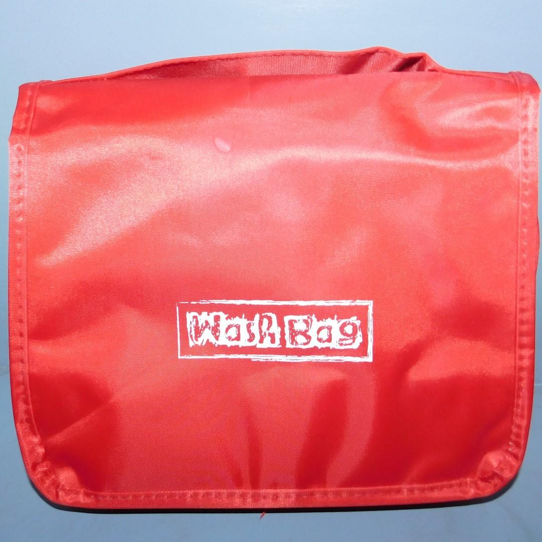 Wash Bag Tiletries Pouch