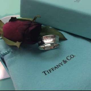 Tiffany & Co 1837 Ring #BlackFridaySale