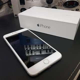 iPhone 6 plus 白 64g