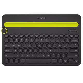 Logitech Bluetooth Multi-device Keyboard K480 (Black)