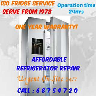 Fridge Freezer Quick Repair Service