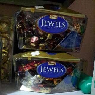 Jewels Galaxy Assrtd Chocolates