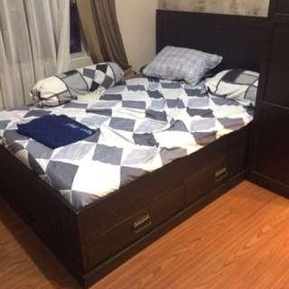 Ranjang dan kasur IKEA
