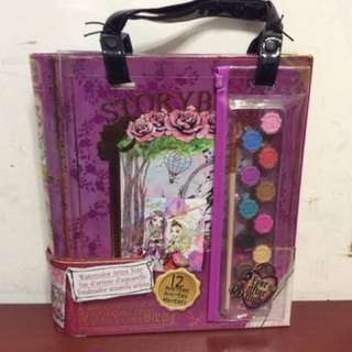 """Fashion Angels Ever After High """"Paint Your Destiny"""" Watercolor A"""