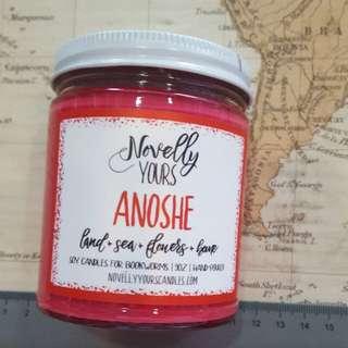 Anoshe. Novelly Yours Candle