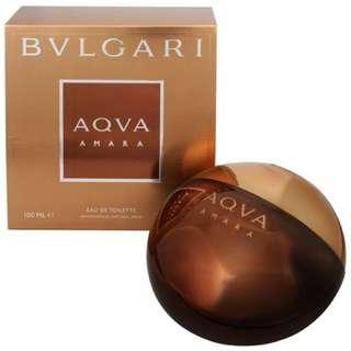 Bvlgari Aqva Amara (men) Edt