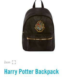 🌹 PRIMARK HARRY POTTER BACKPACK BAGPACK