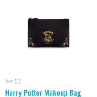 🌹 PRIMARK HARRY POTTER MAKEUP BAG COSMETIC POUCH CASE