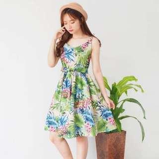 Dorotty dress / flower dress
