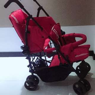 Twinstroller (Red)