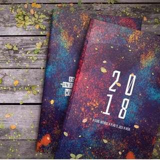 Planner Awesome Syabab 2018