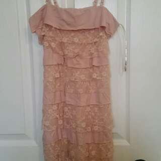 Guess summer dress, tags attached