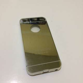 Hard Case iPhone 5/5s/SE Premium Case (Silver)
