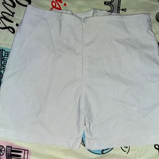Hot pants white