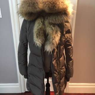 MACKAGE limited edition down coat