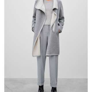 Aritzia Babaton Cormac Jacket Light Grey