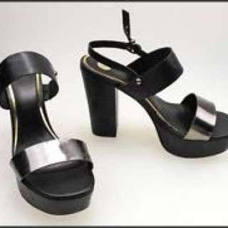 ZU Block Heels