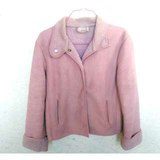 Kate Madison Pink Wool Jacket