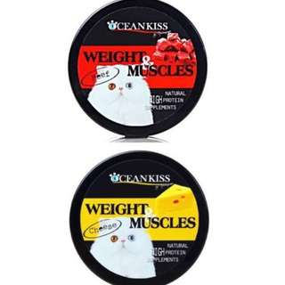Ocean Kiss Weight & Muscle Supplement